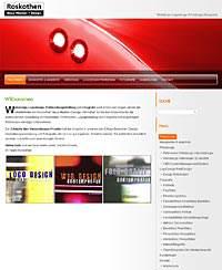 Roskothen Neue Medien Design Webdesign Printdesign Fotografie