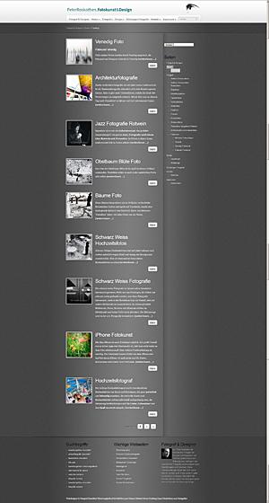 Fotoblog von Peter Roskothen Fotokünstler und Fotograf