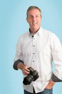 Fotograf, Fototrainer und Designer Peter Roskothen